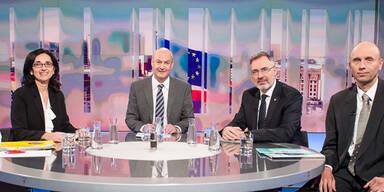 Ehrenhauser-Eklat bei ORF-Debatte