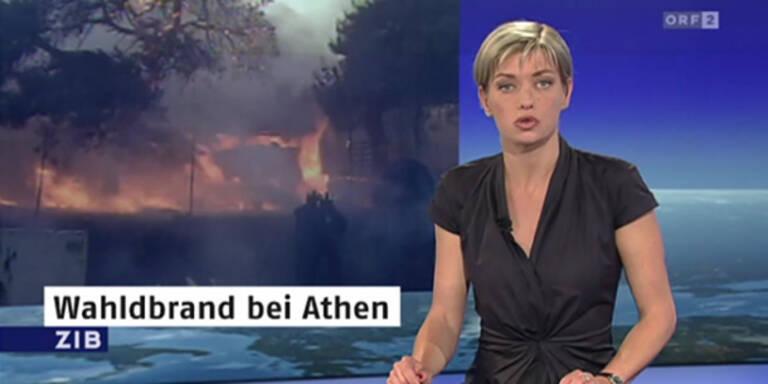 ORF-Hoppala in ZIB am Sonntag