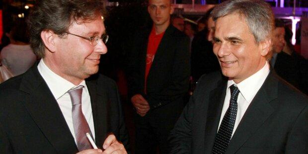 Politische Machtkämpfe in und um ORF