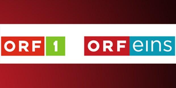 ORF 1 heißt ab Samstag