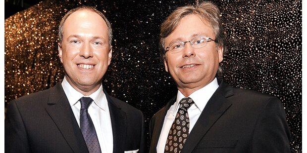 ORF-Wahl: Grasl steigt in den Ring