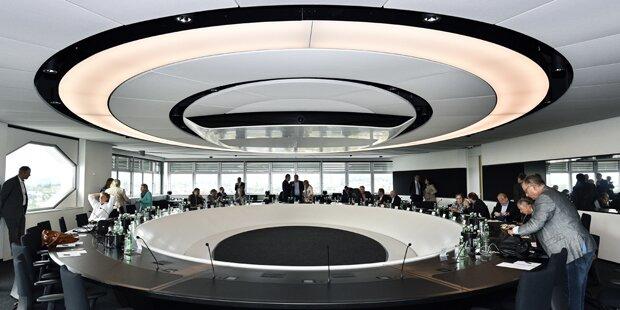 ORF baut Sitzungssaal um knapp 800.000 Euro