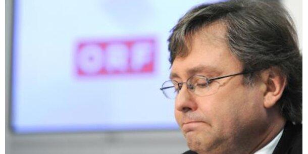 ORF verliert weiter an Quoten