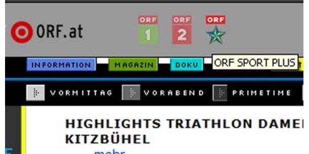 ORF Sport plus steht vor dem Aus