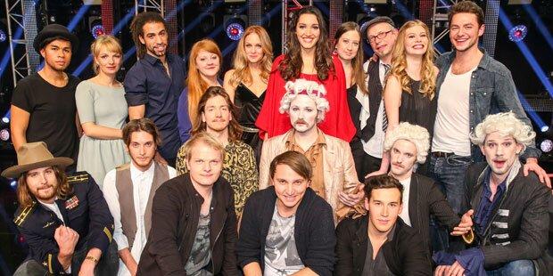 Song Contest: Wer singt für Österreich?