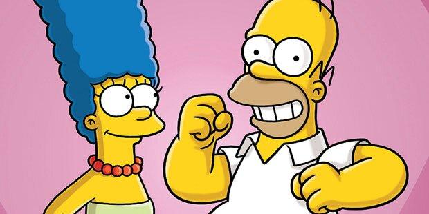 Homer und Marge scheiden sich