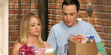 The Big Bang Theory, Penny, Sheldon