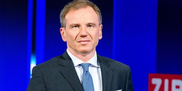 FPÖ wütet gegen Armin Wolf