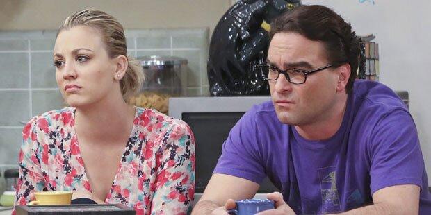 Big Bang Theory: Sensation im Finale