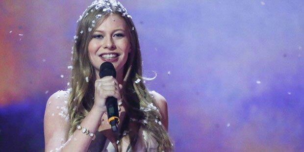 ESC: Briten sehen Zoe als Favoritin