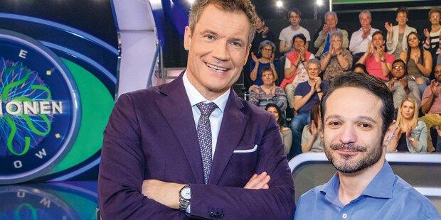 Millionenshow: Burgenländer knackt Jackpot