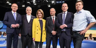 EU-Wahl Spitzenkandidaten