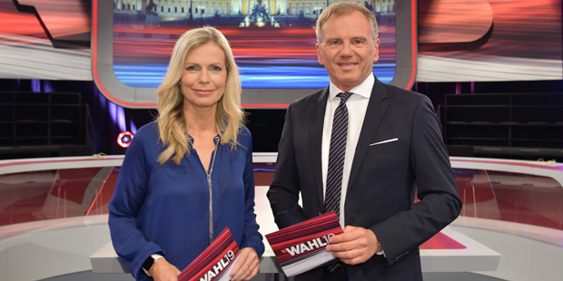 Claudia Reiterer Armin Wolf