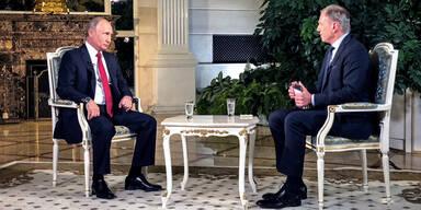 """Putin gab Armin Wolf """"spöttische"""" Antworten"""