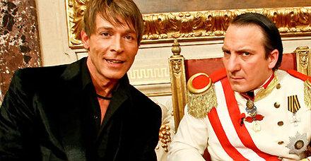 Dominic Heinzl - Sprachlos beim Kaiser
