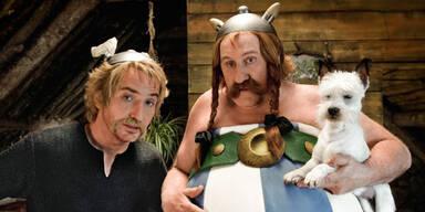 Asterix & Obelix im Auftrag ihrer Majestät