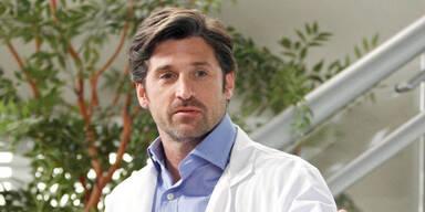 Patrick Dempsey als Derek Shepher in Grey's Anatomy