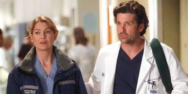 Grey's Anatomy: Meredith Grey & Derek Shepherd