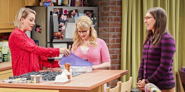 """""""Big Bang Theory""""-Star fürchtet um ihr Baby"""