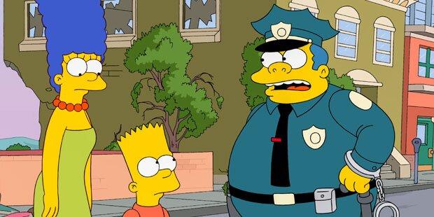 Simpsons: Liegt hier Springfield?