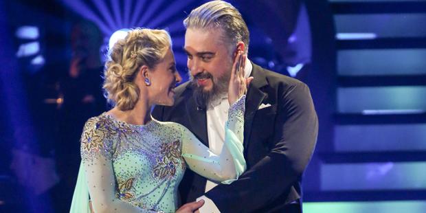 Dancing Stars: Georgij Makazaria & Maria Santner