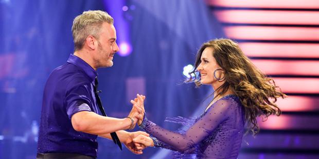 Dancing Stars: Thomas May & Lenka Pohoralek