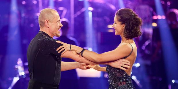 Dancing Stars: Gery Keszler & Alexandra Scheriau