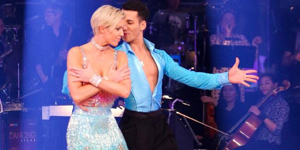 Dancing Stars: Heidi Neururer und Andy Pohl