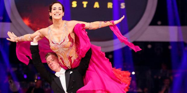Dancing Stars: Nina Hartmann & Paul Lorenz
