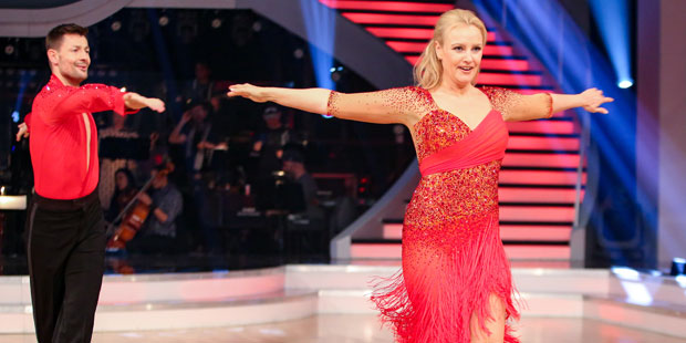 Dancing Stars: Verena Scheitz & Florian Gschaider