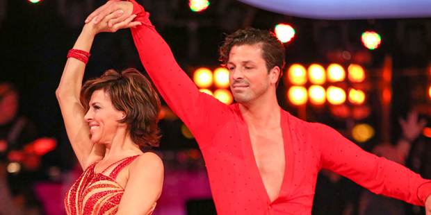 Dancing Stars: Sabine Petzl und Thomas Kraml