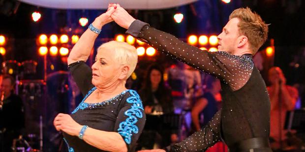 Dancing Stars: Jazz Gitti & Willi Gabalier