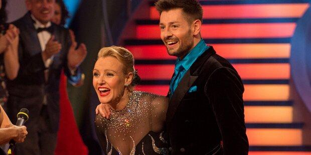 Verena Scheitz ist Dancing Star