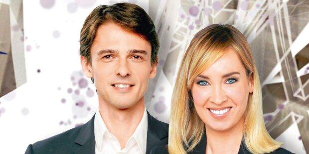 Neue Moderatoren für Kultur im ORF