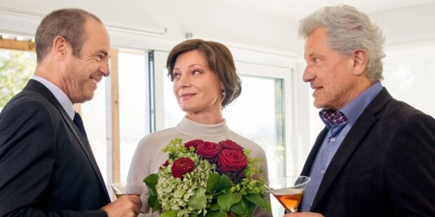 Alte Liebe wird auf ORF 2 geweckt