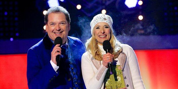 Stars rocken die TV-Bühne