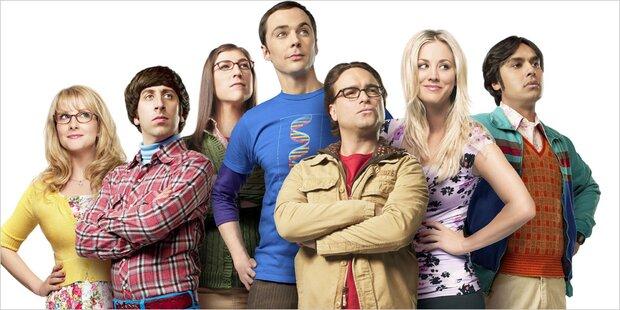 'Big Bang Theory' Star ist Mama geworden