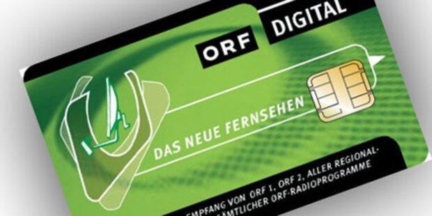 Hacker knacken ORF-Smartcards