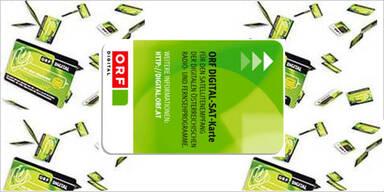 ORF tauscht Smartcards um 14,90 Euro