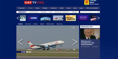 Netflix-Start: ORF rüstet TV-Thek auf