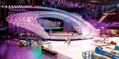 3D-Show von der Megabühne