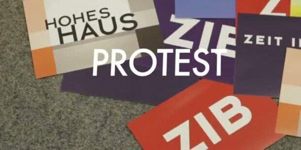 ZiB-Redaktion - Das Protest-Video