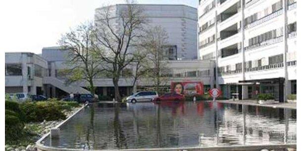 Medien-Bannmeile um Stiftungsrats-Zimmer