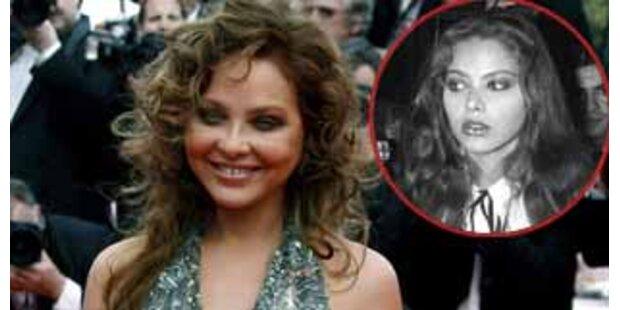 Was geschah mit Ornella Mutis Gesicht?