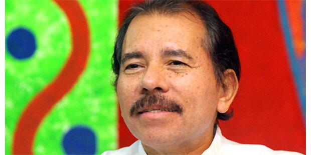 Ortega übernimmt erneut die Macht
