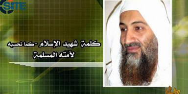 Toter Bin Laden meldet sich zu Wort