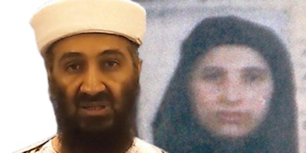 USA dürfen nun Osamas Witwen verhören