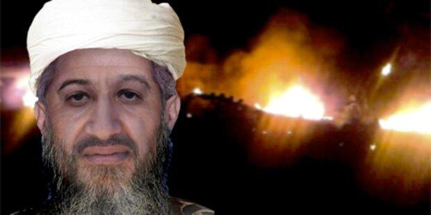 Bin Laden starb, weil er Hände nicht hob