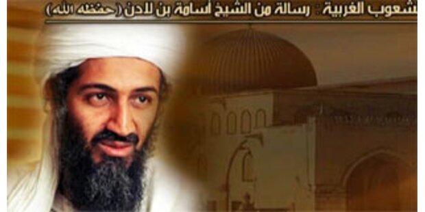 Al-Kaida will Massenvernichtungswaffen einsetzen