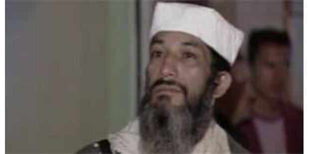 Kolumbianer verkleidet sich als Osama bin Laden